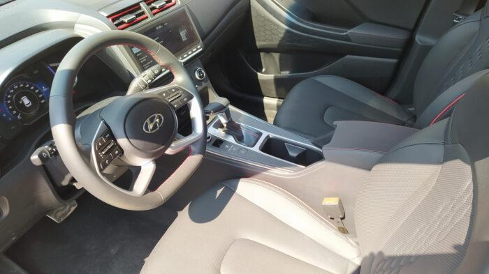 Interior Hyundai Creta 2021