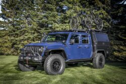Jeep Gladiator Top Dog Concept, para un estilo de vida activo