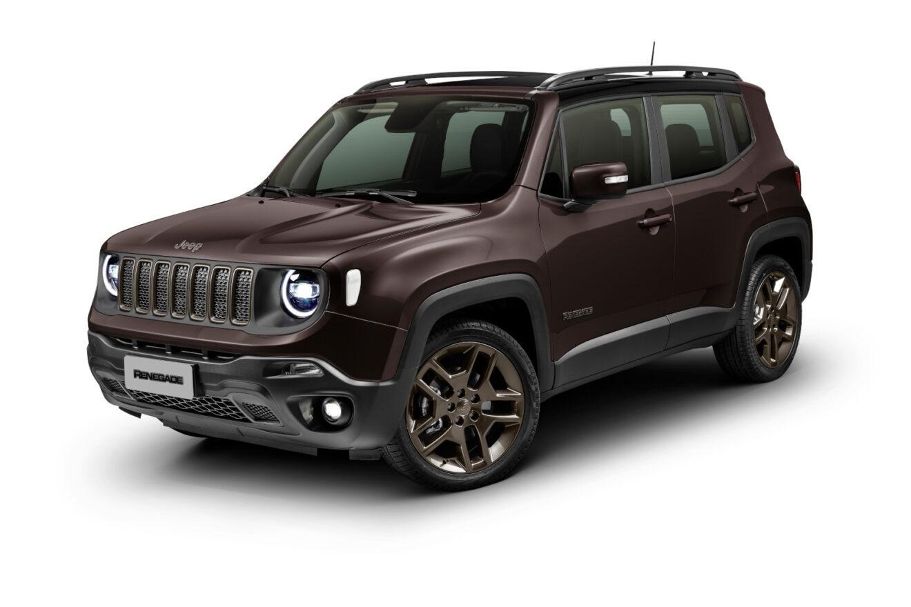 Jeep Renegade Bronze Edition 2021 llega a México