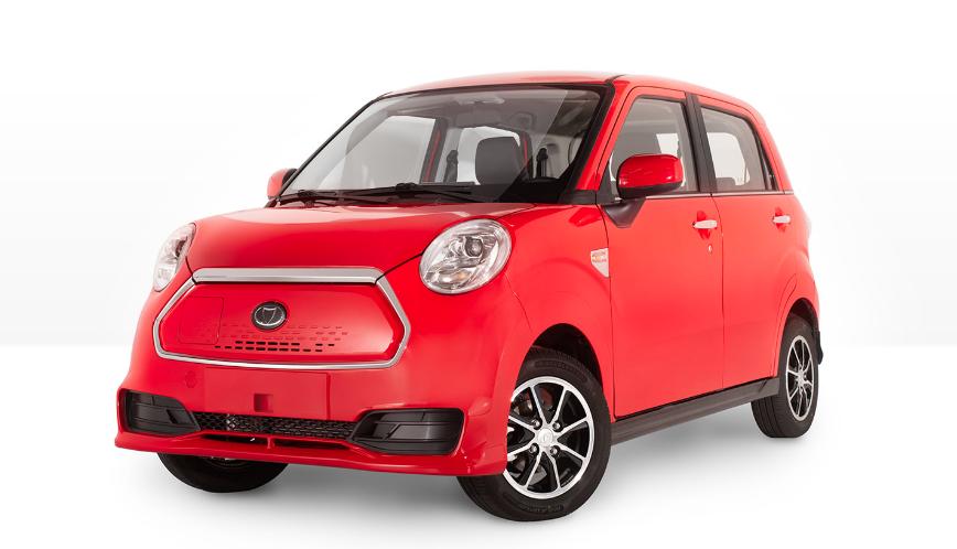 Kandi K27, el mini vehículo eléctrico