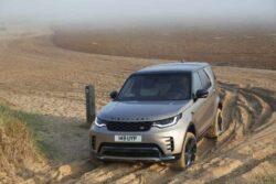 Land Rover Discovery es más potente y eficiente