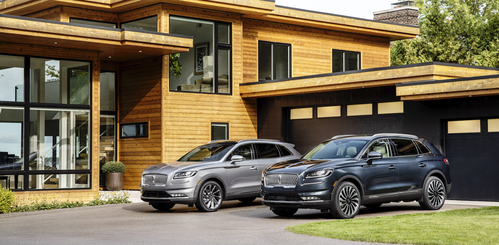 Presentan a nivel mundial Lincoln Nautilus 2021