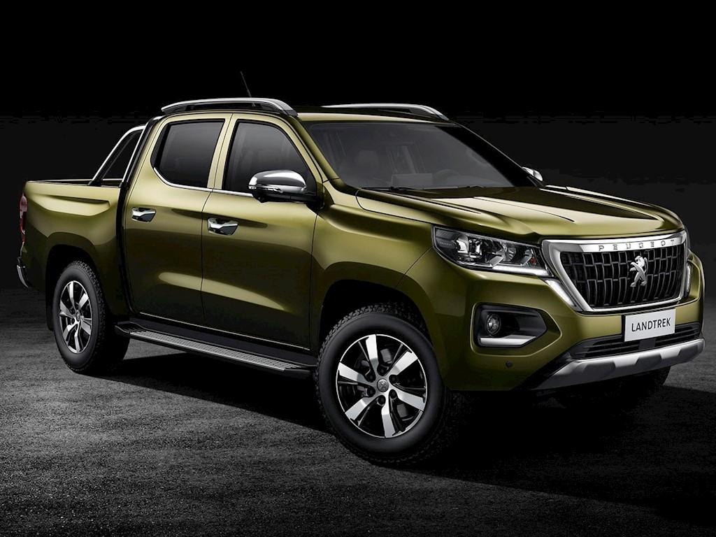 La nueva Peugeot Landtrek ya está en preventa y pronto se lanzará a nivel mundial