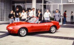 Mazda MX-5 Miata NA 1989