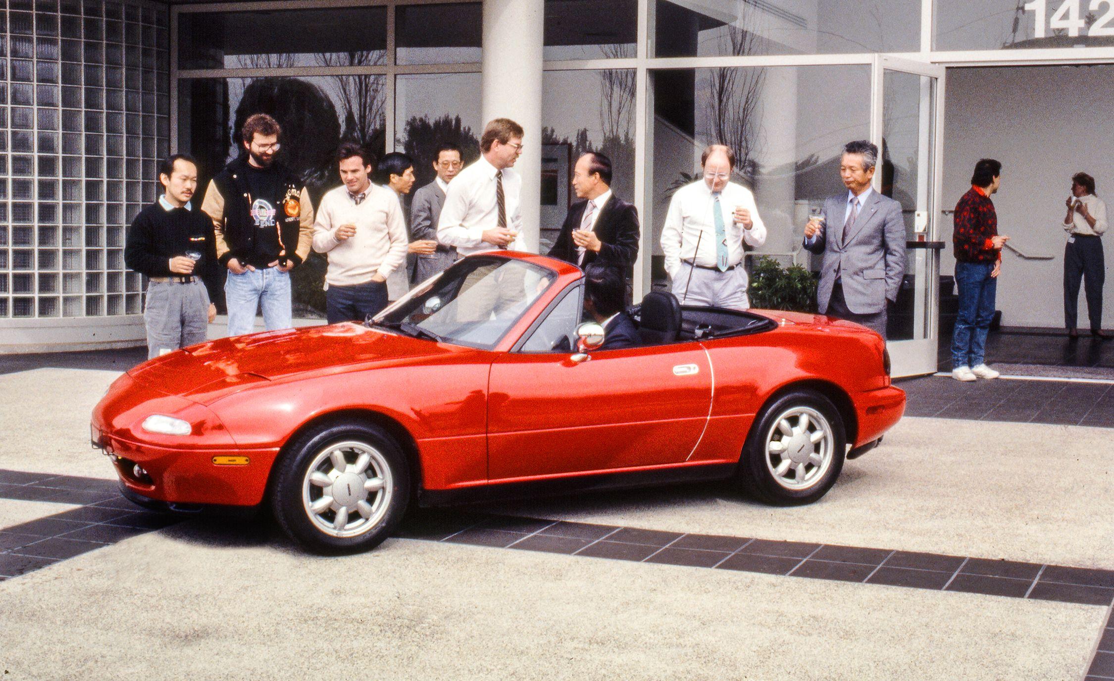 Mazda MX-5 NA: Amarte es fácil porque eres bello