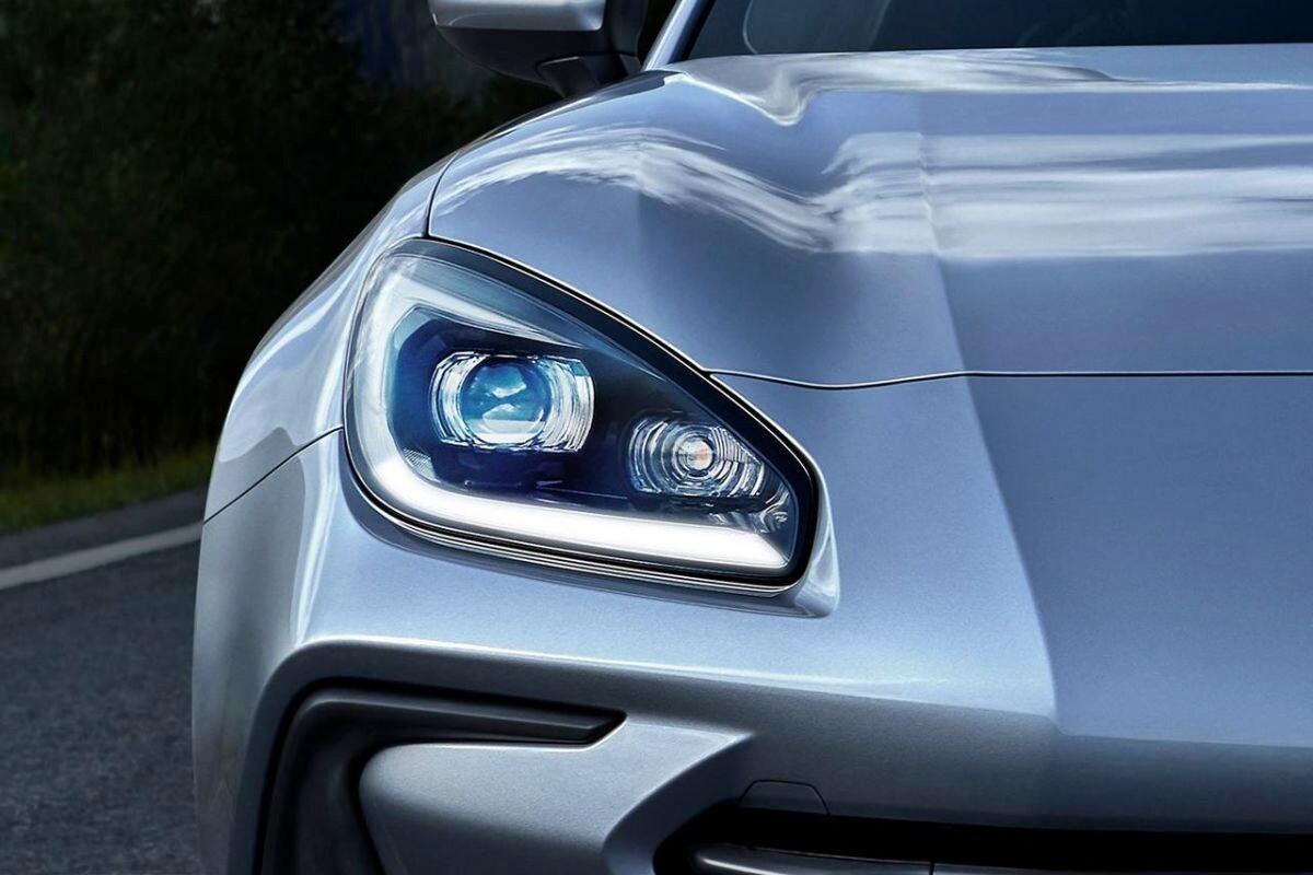 Subaru BRZ 2022 se presentará el 18 de noviembre