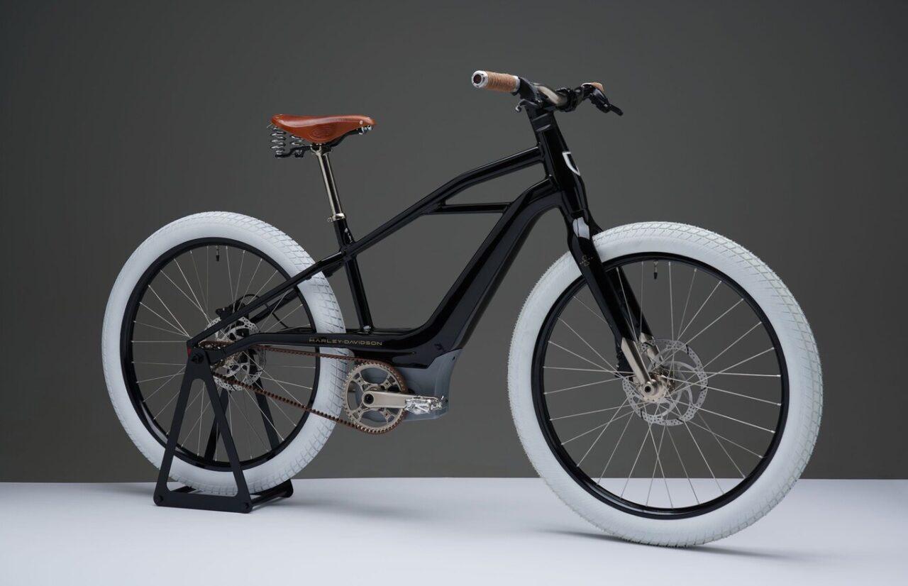 La bicicleta eléctrica de Harley-Davidson