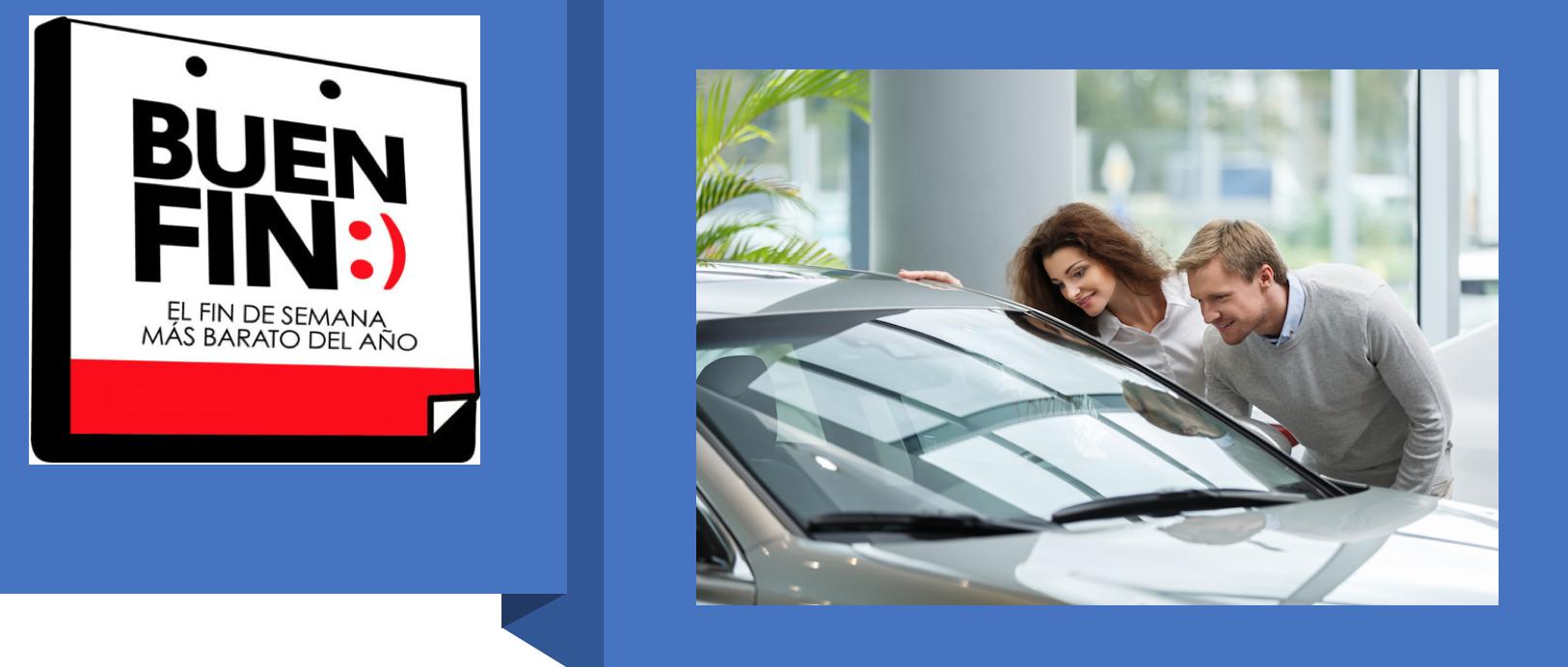comprar auto en el buen fin