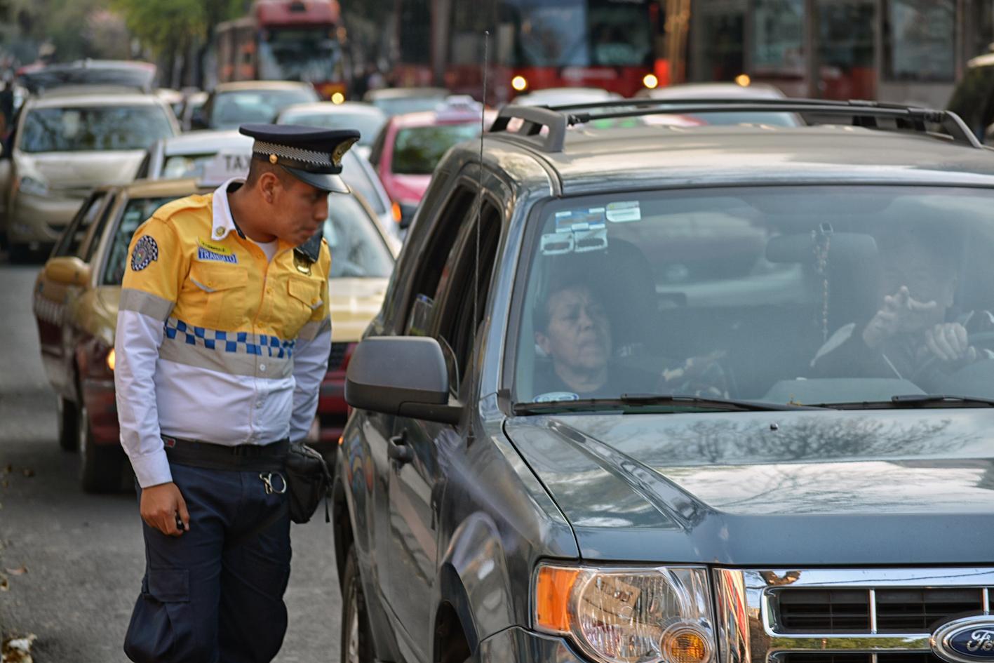 ¿Qué pasa si cometo la misma infracción de tránsito más de una vez?