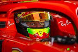 Schumacher podría llegar a Ferrari en 2023, según Binotto