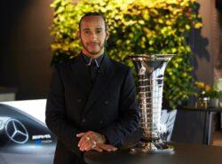 """Sir Lewis Hamilton, nombrado """"caballero"""""""