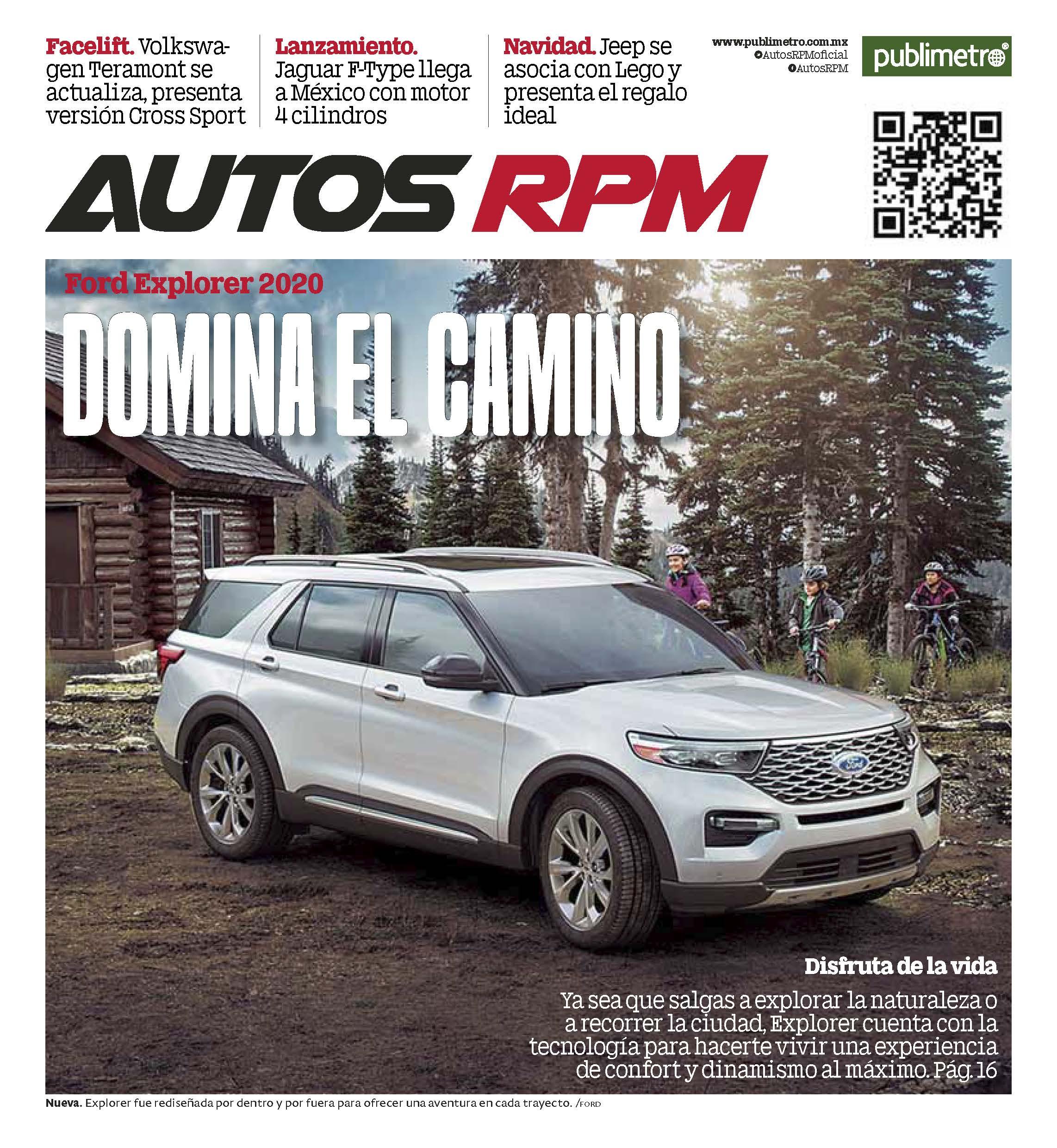 Suplemento Autos RPM 10 de diciembre 2020