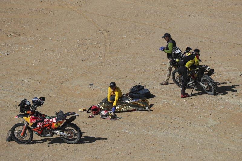Pilotos que han muerto en el Rally Dakar