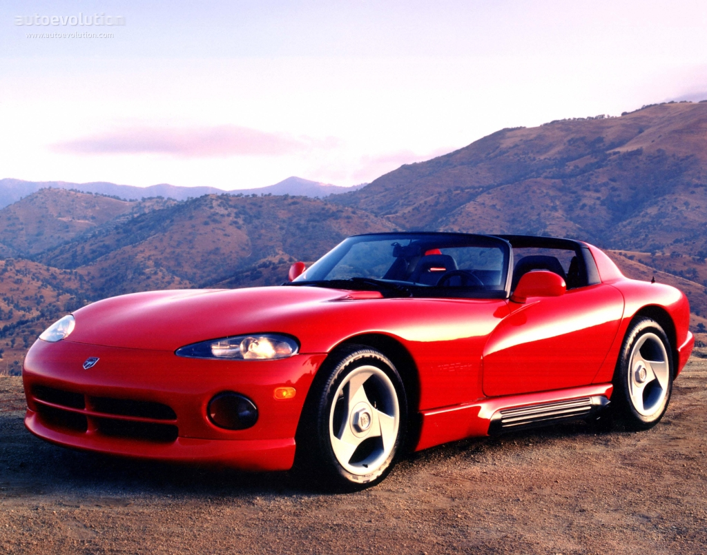 Dodge Viper: el clásico de culto de los 90
