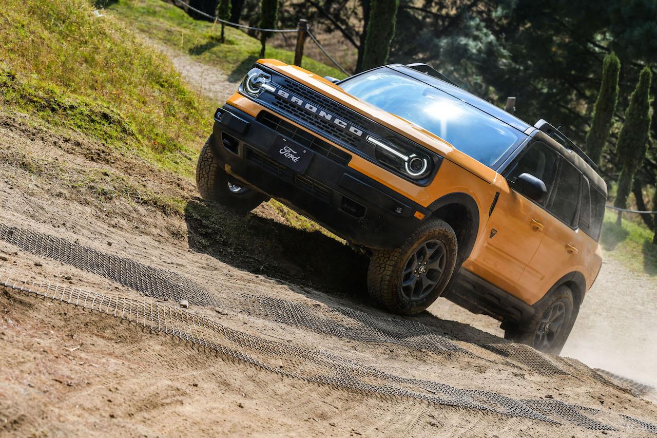 ¡Liberan al potro! Llega Ford Bronco Sport