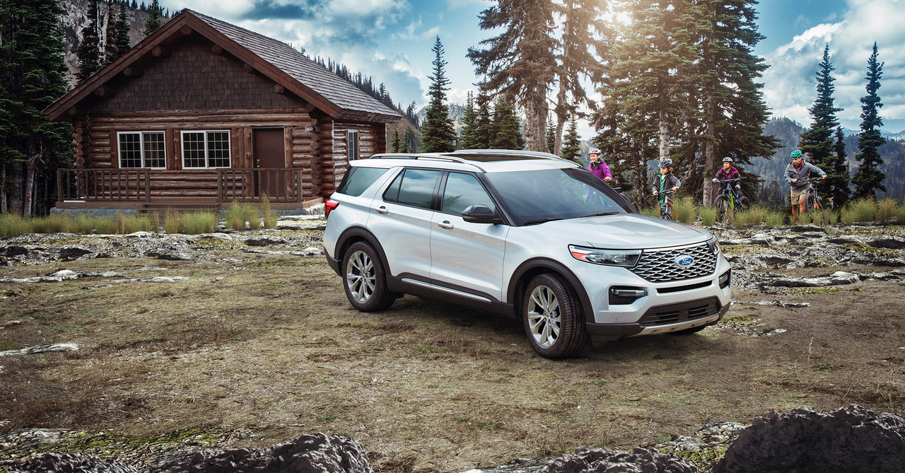 Ford Explorer 2020, domina el camino
