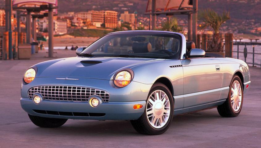 Ford Thunderbird: el clásico olvidado de Ford