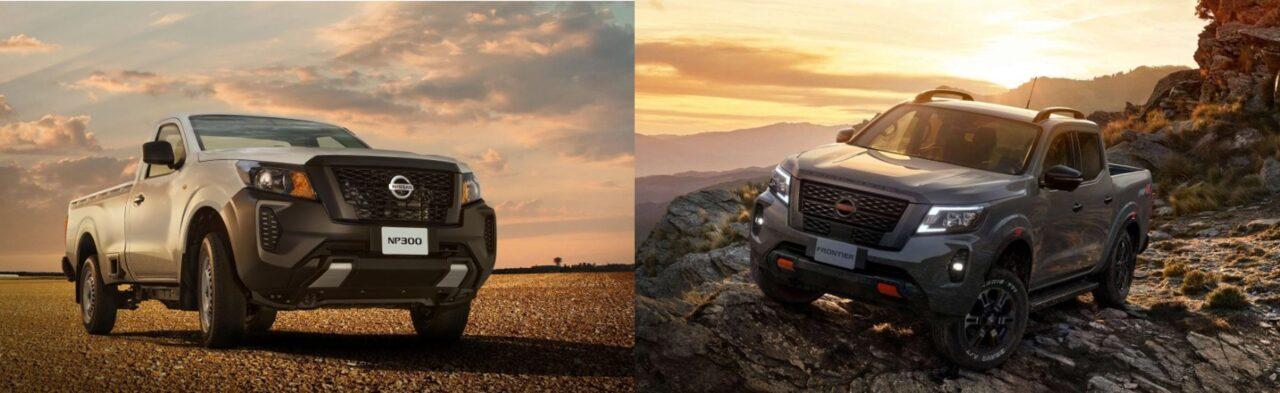 Precios y versiones de Nissan NP300 y Frontier 2021