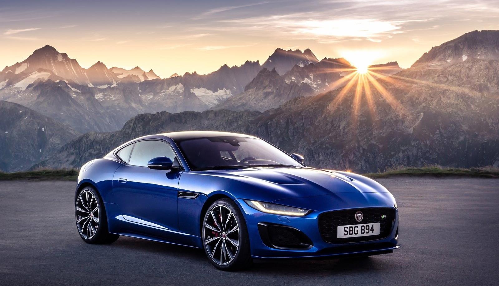Jaguar F-TYPE con el sello del estilo inglés
