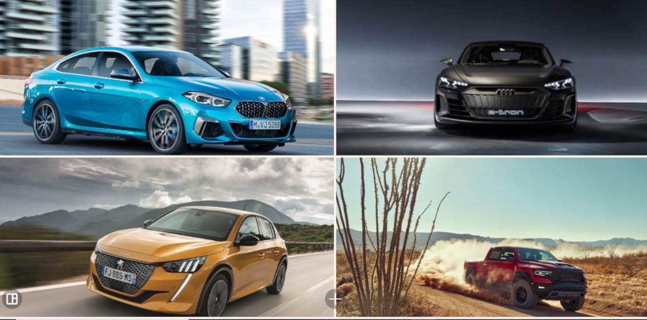 Los autos que llegarán en 2021