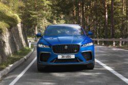 Nuevo Jaguar F-PACE SVR, rendimiento y lujo total