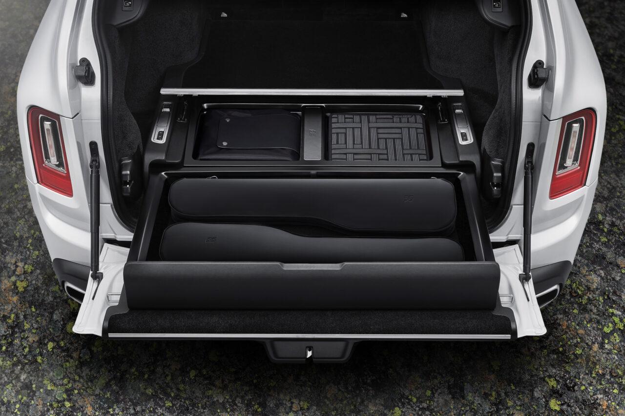 El asiento Pursuit, el último accesorio de Rolls-Royce