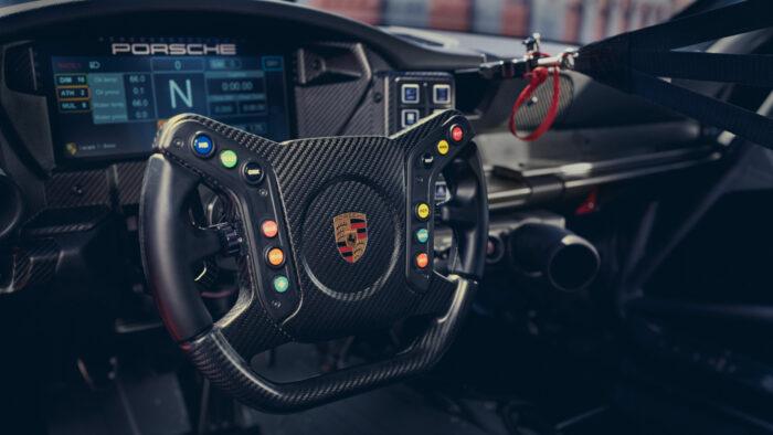Porsche 911 GT3 Cup, corazón de campeón