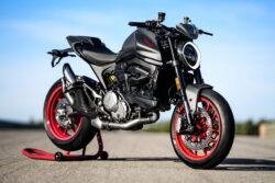 Se presenta la nueva Ducati Monster, más ligera y potente