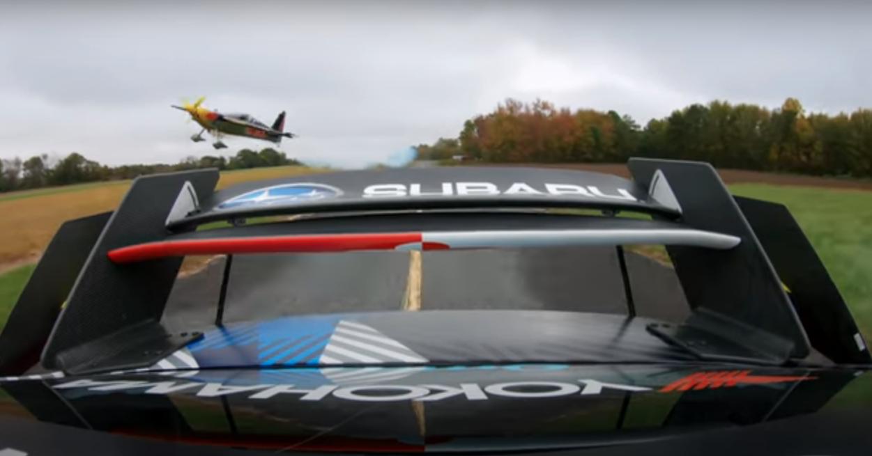 El impresionante video de Gymkhana 2020: Travis Pastrana, a bordo del Hoonigan WRX STI