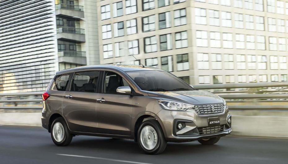 Suzuki Ertiga, la solución versátil