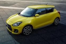 Suzuki Swift Sport, deportividad para las nuevas generaciones