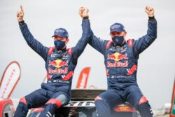 Peterhansel agranda su leyenda en el Rally Dakar