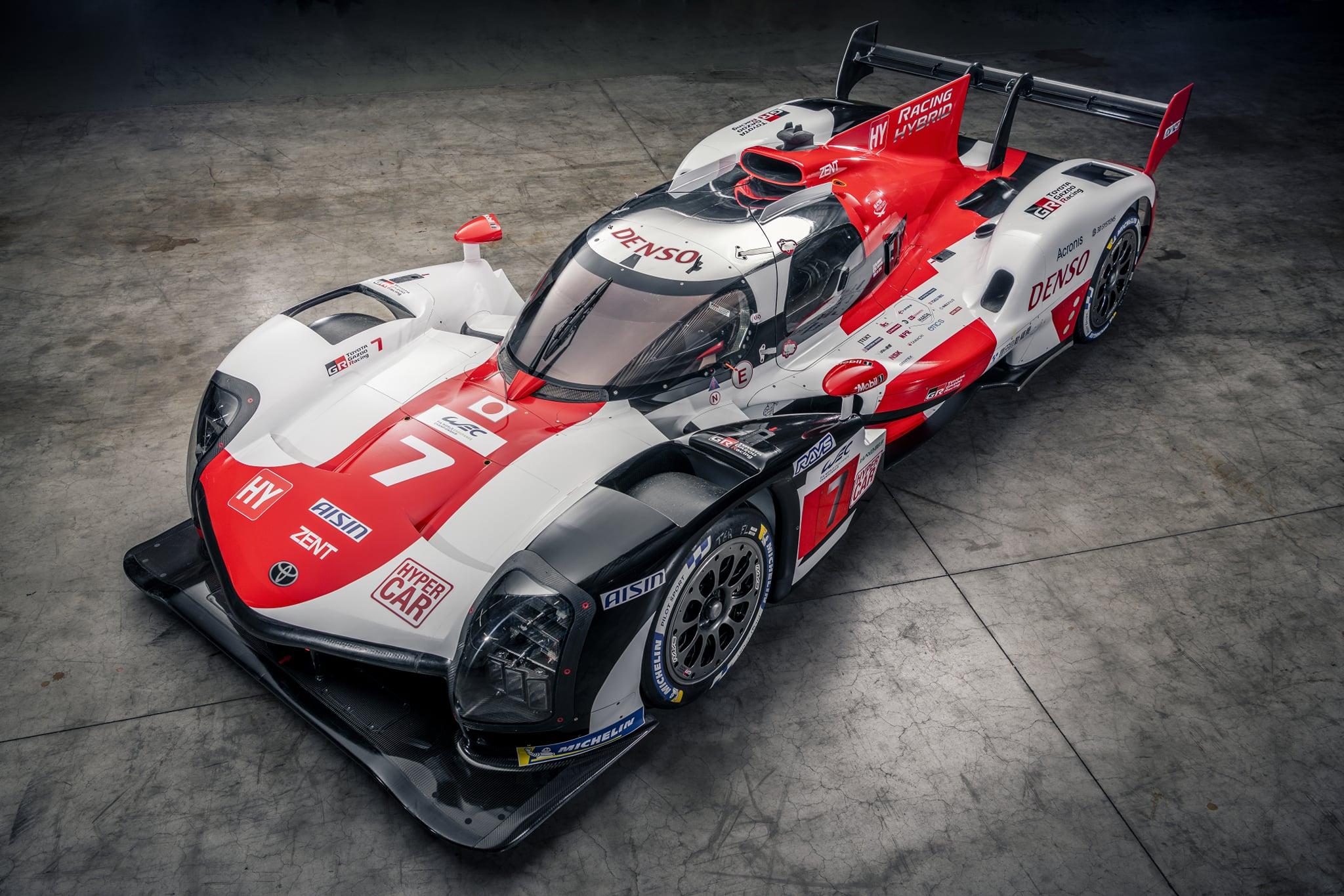 Toyota presenta el GR010, el hypercar con el que competirá en WEC