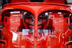 Carlos Sainz ha dado sus primeras vueltas como piloto de Ferrari