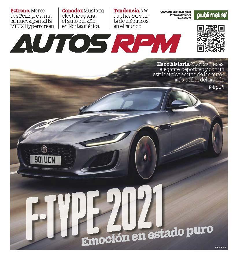Suplemento Autos RPM 14 de enero 2021