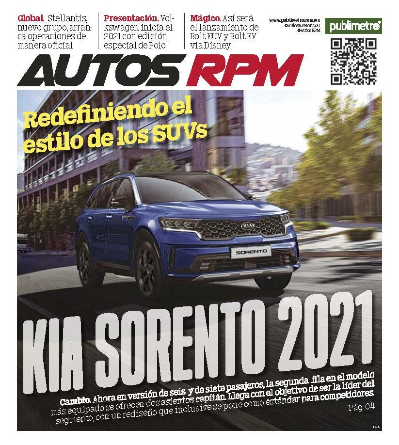 Suplemento Autos RPM 21 de enero 2021
