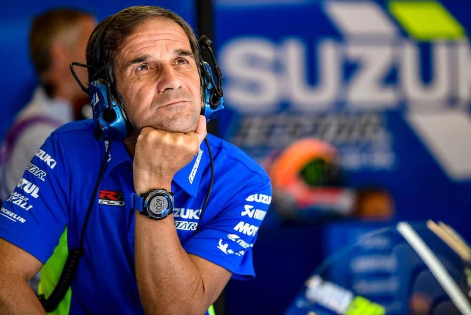 Davide Brivio es el nuevo director de carrera de Alpine