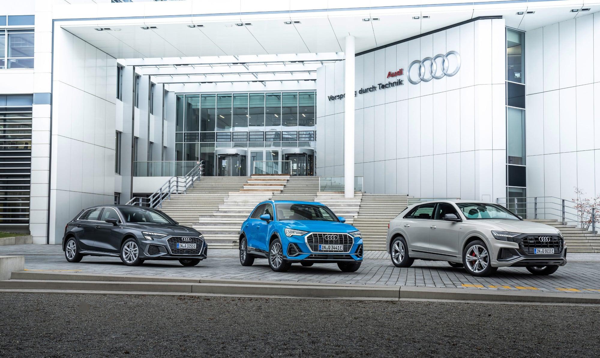 Audi supera sus objetivos gracias a los autos eléctricos