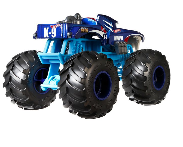 Queridos Reyes Magos: estos Monster Trucks son perfectos
