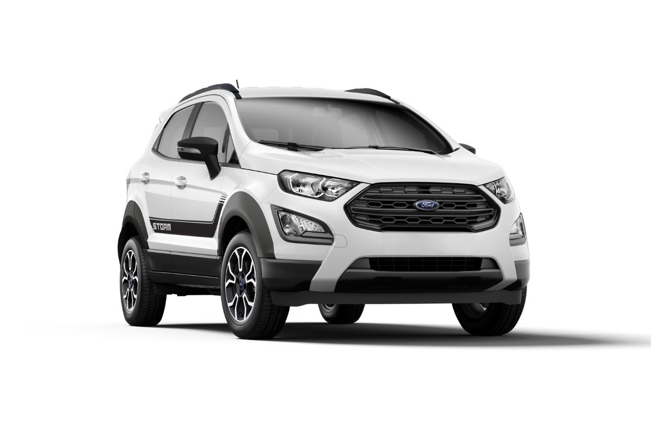 Ford EcoSport Storm 2021, para quien quiere enfrentar nuevos retos