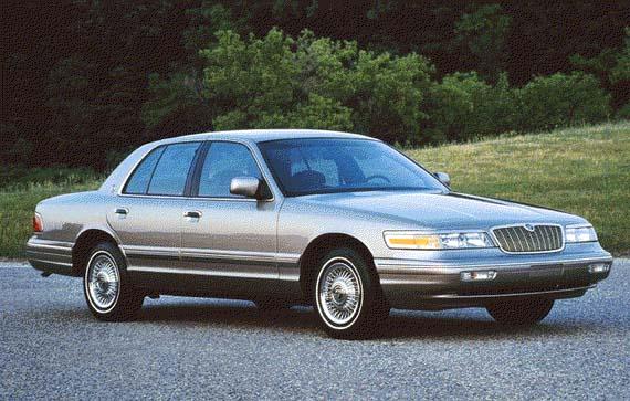 Ford Grand Marquis: el monarca incuestionable del lujo