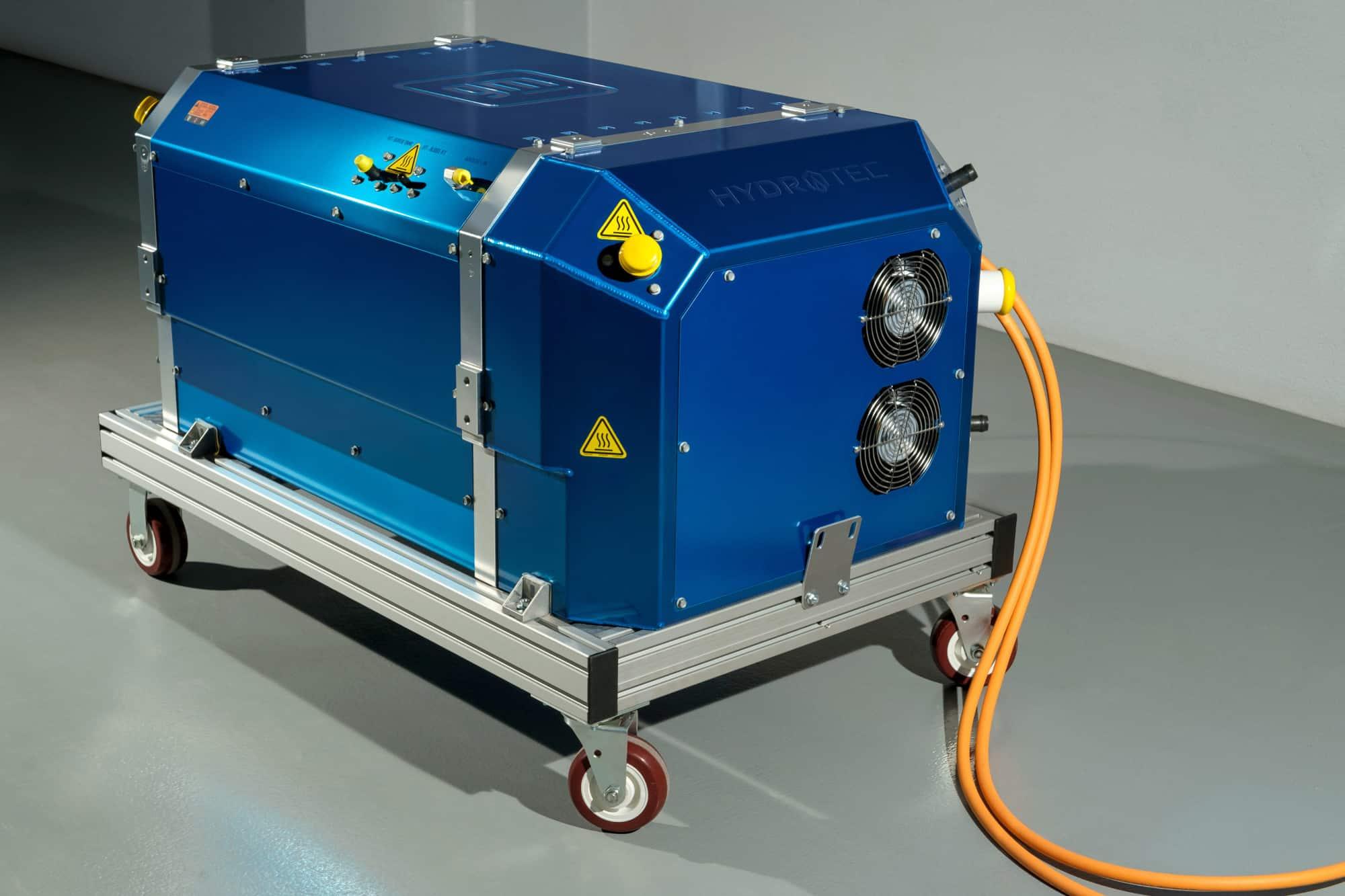 GM suministrará celdas de combustible Hydrotec a Navistar