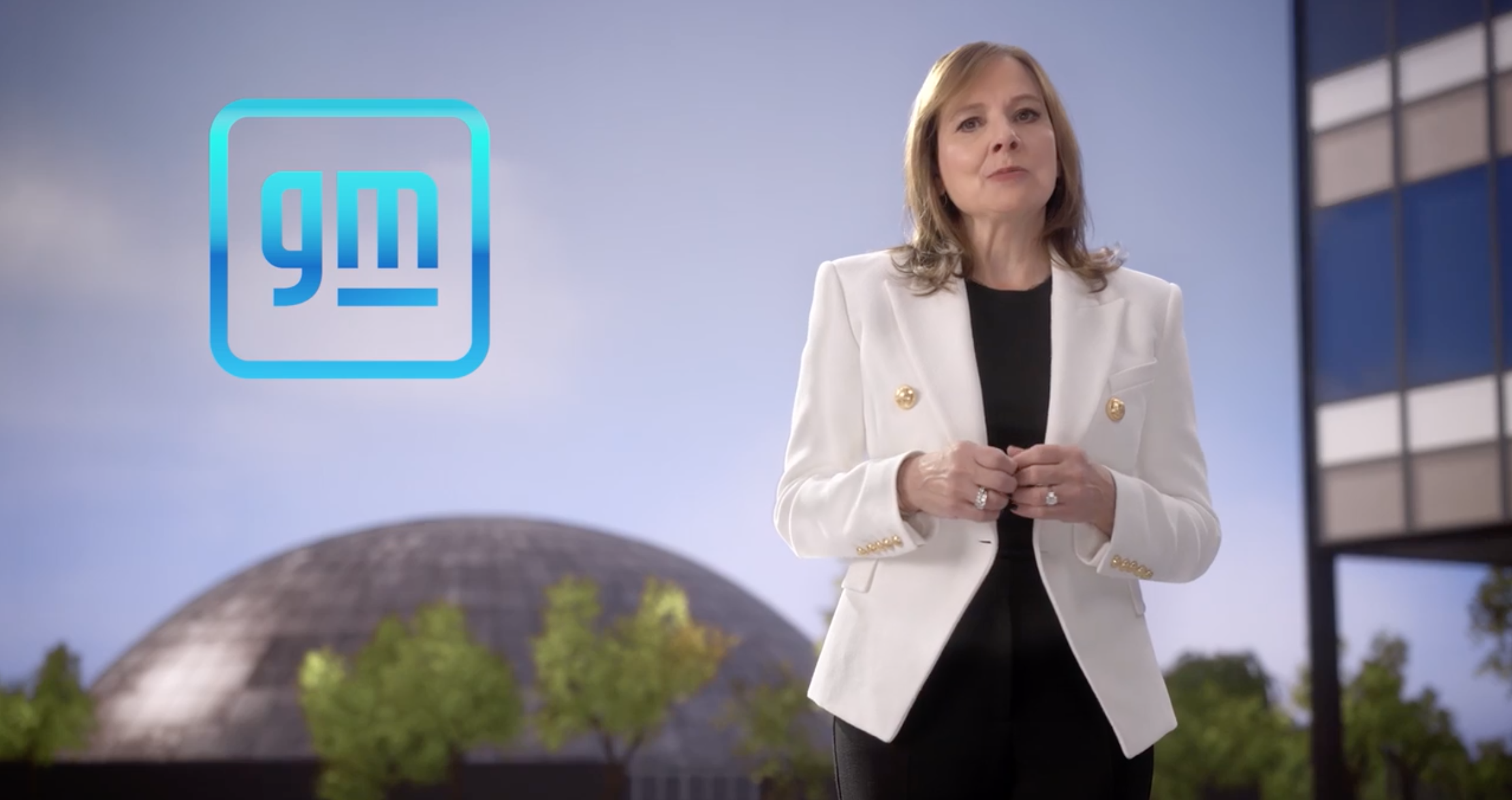 General Motors GM CES 2021