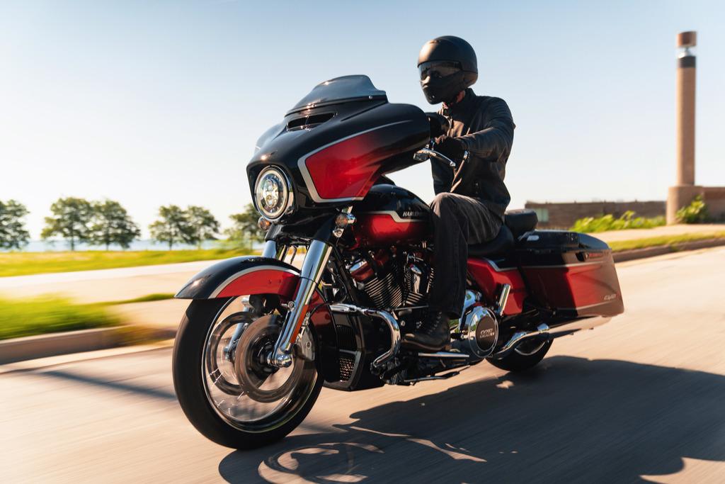 Harley-Davidson, más americana que nunca