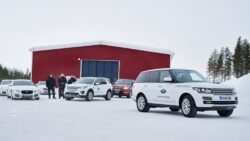Ice Academy de Jaguar Land Rover