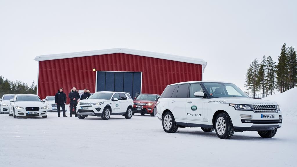 Ice Academy de Jaguar Land Rover
