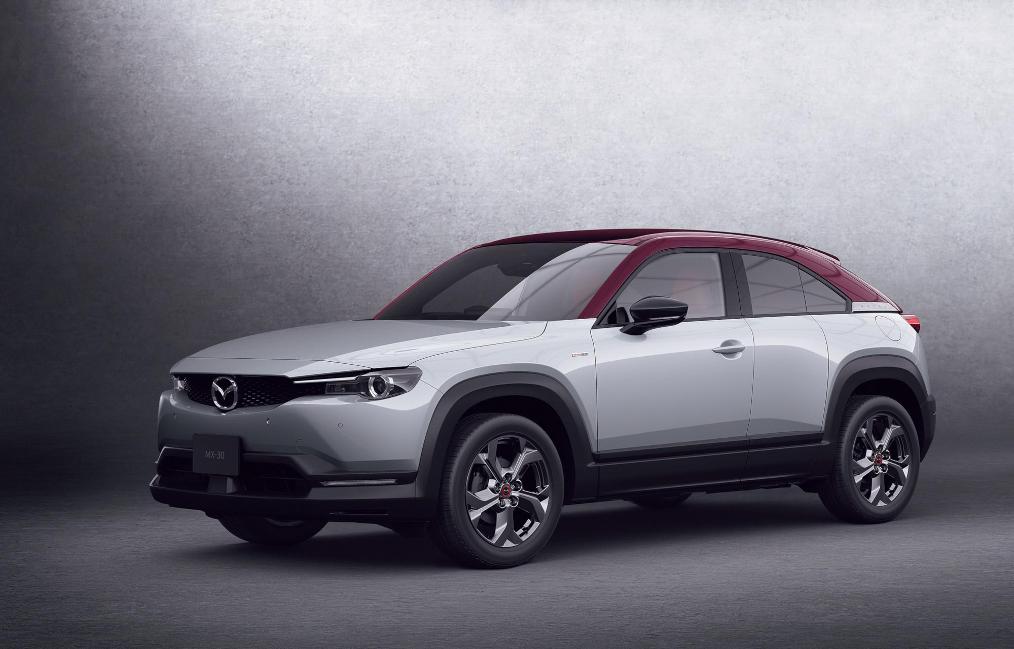 """Mazda MX-30 reconocido como mejor """"Diseño del Año"""" en Japón"""