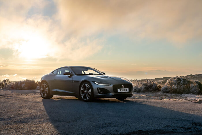 Jaguar F-Type 2021: el deportivo inglés hace historia