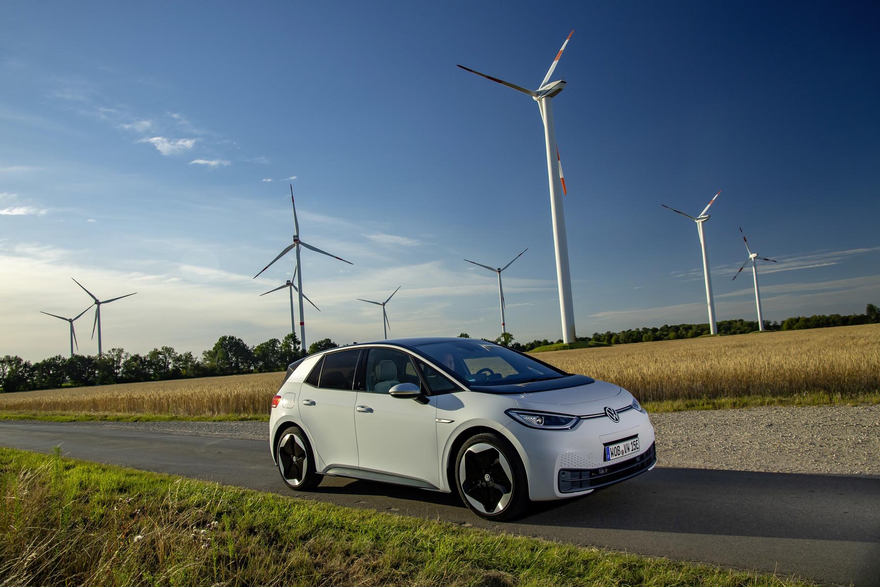 Ofensiva eléctrica de Volkswagen gana terreno