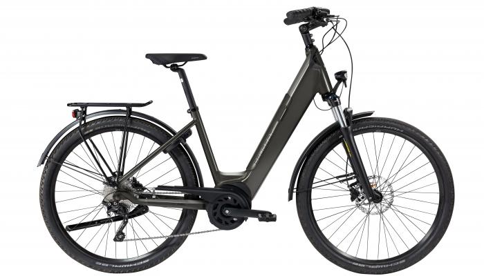 Peugeot amplía su gama de bicicletas con el eC01 Crossover